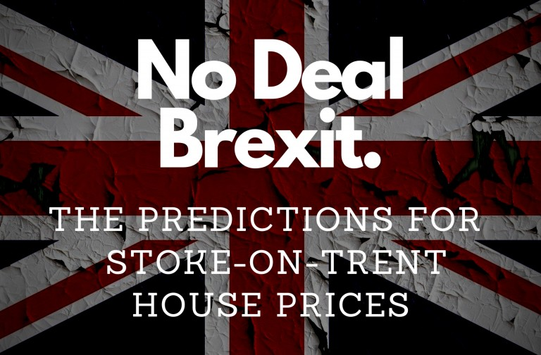 No Deal Brexit- The Prediction For Stoke on Trent  House Prices
